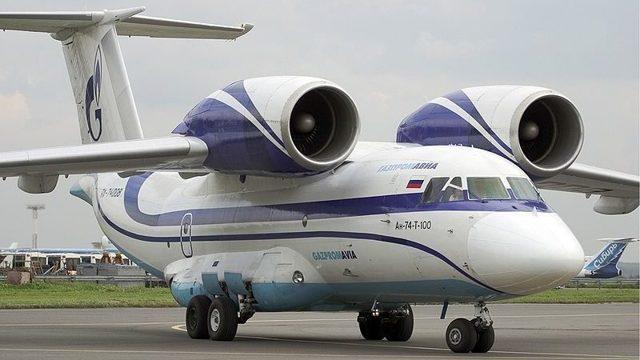Самолет Ан-74: характеристики, история создания и описание конструкции