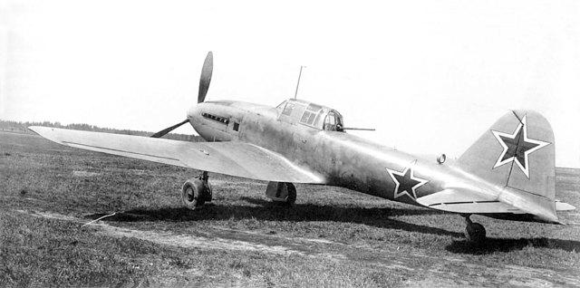 Самолет штурмовик Ил-10: технические характеристики и история создания
