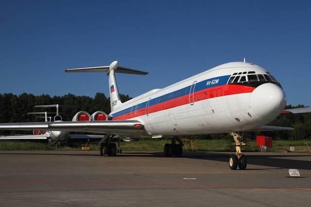 Самолет судного дня Ил-80: история создания, описание конструкции и характеристики