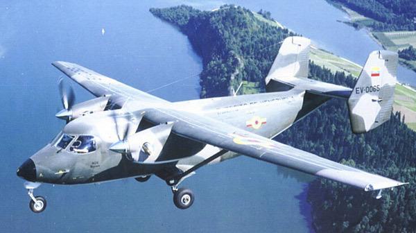 Ан-14: характеристики и история создания пассажирского самолета