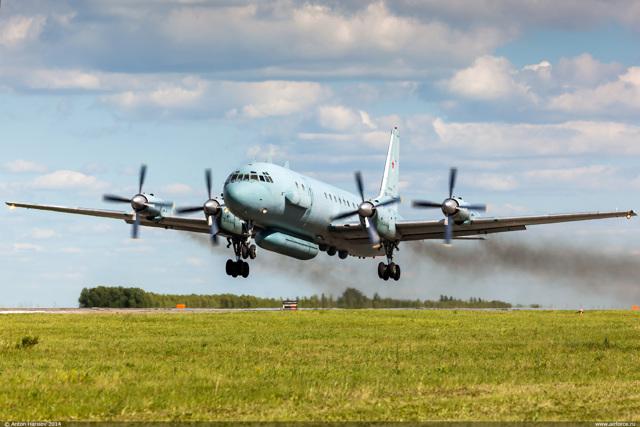 Ил-20 (Лысуха): характеристики самолета разведчика, скорость, стоимость, история создания