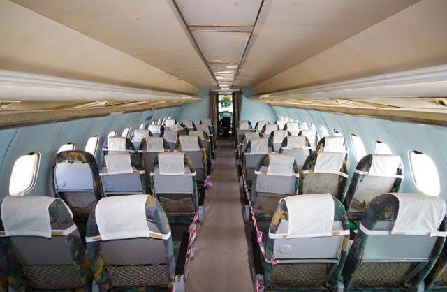 Ту-154: фото салона и кабины самолета, скорость и другие технические характеристики, история создания, интересные факты