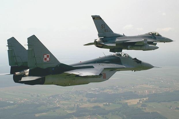МиГ-29 против f-16: сравнение самолетов по техническим и боевым характеристикам, мнение экспертов