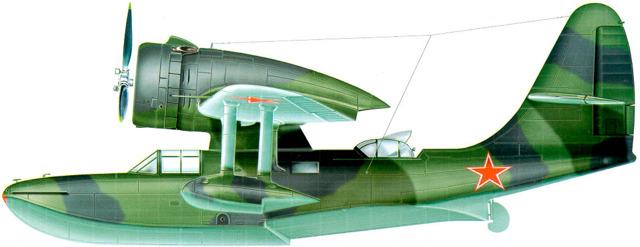 Гидросамолет Ан-4: технические характеристики и описание