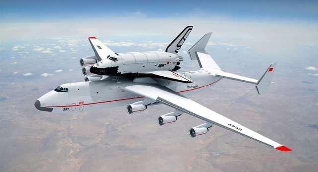 Ан-225 Мрия: технические характеристики самолета, расход топлива, количество машин в мире