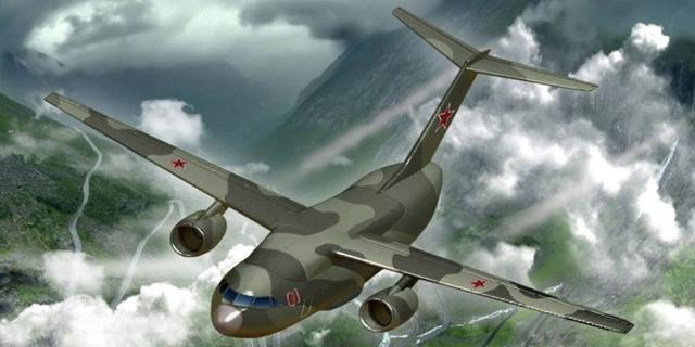 Ил-214: характеристики, история создания и дальнейшие перспективы