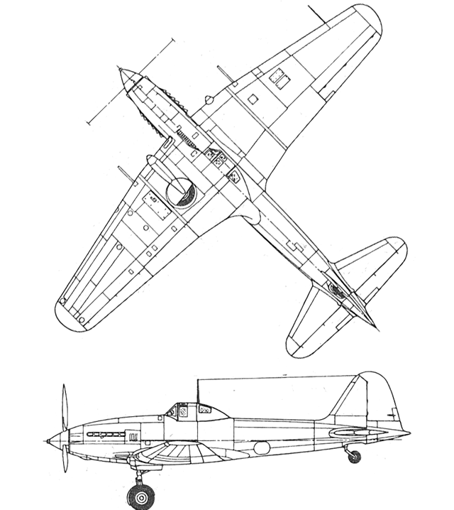 Ил-1: характеристики и история создания бронированного истребителя