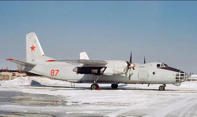 Ан-30: характеристики, чертежи и описание самолета