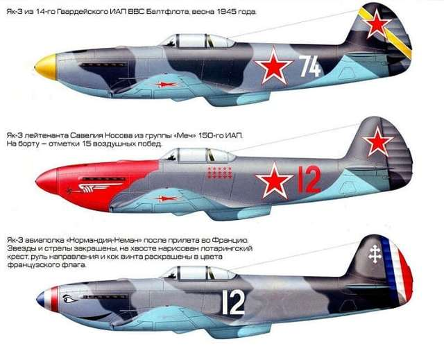 Истребитель Як-3: характеристики и чертежи самолета, вооружение, описание конструкции
