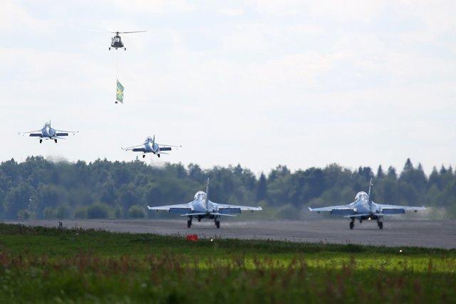 ВВС Беларуси: история становления, беспилотники и другие виды техники на вооружении, задачи и структура войск