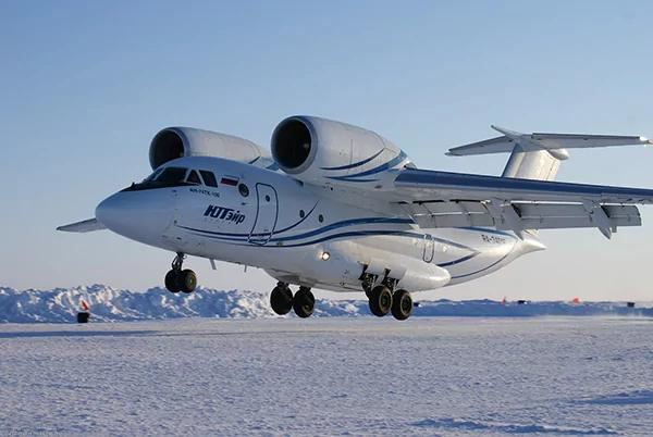 Ан-20: характеристики самолета, история создания и описание конструкции