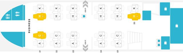 Боинг 747-400: схема салона, выбор лучших мест, характеристики самолета, вместимость, вес