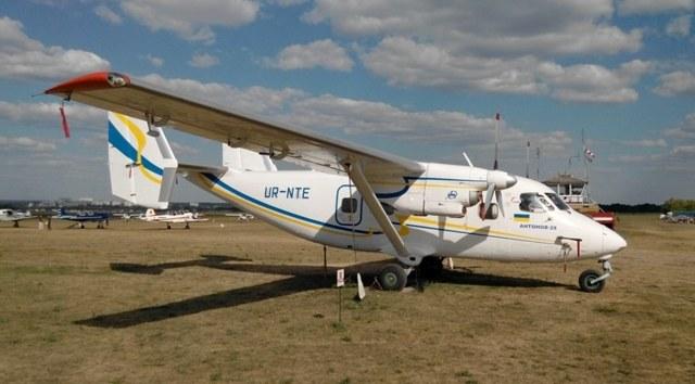 Ан-28: технические характеристики самолета и история создания